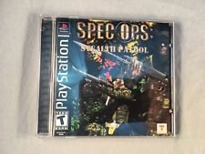 Spec Ops Stealth Patrol - PlayStation 1 - Excellent condition