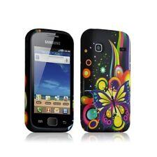 Housse étui coque en gel pour Samsung Galaxy Gio S5660 avec motif HF05