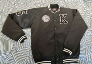 King Kerosin Collegejacke Speedfreak Größe L