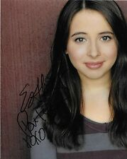 Autographed Actress Comedian Esther Povitsky signed 8x10 Photo