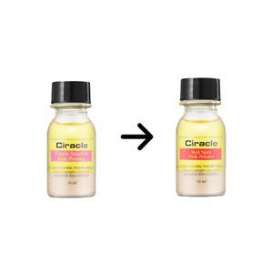 [Ciracle] Pimple Solution Pink Powder 16ml > [Ciracle] Red Spot Pink Powder 16ml