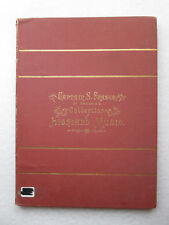 CAPTAIN S. FRASER OF KNOCKIE'S COLLECTION OF HIGHLAND MUSIC 1874 hc LOGAN & CO.