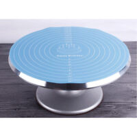 12 inch Non-stick Silicone Baking Mats Heat Sheet Oven Pad Pastry Liner G