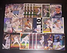 Justin Verlander 23 Card Lot Tigers Astros Superstar