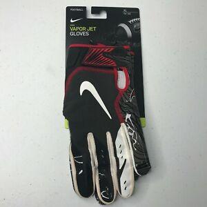 Nike Vapor Jet Magnigrip Football Receiver Gloves Tampa Bay Bucs PGF902-223 XL