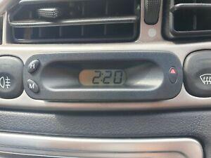 Ford Dash Clock for Puma Fiesta MK4 MK5 Transit MK6 Genuine Used Part TESTED