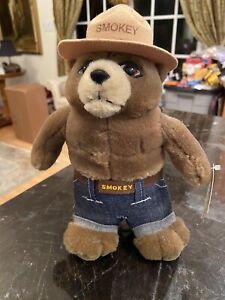 Smokey The Bear Stuffed Plush 1994 New With Tags