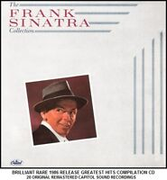 Frank Sinatra The Very Best 20 Greatest Hits Collection - Rat Pack 50's Swing CD