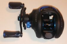 Quantum ESCALADE BLUE Baitcast FISHING Reel  7.0:1  left handed  8-bearing