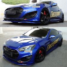 ROADRUNS Front Lip for Hyundai Genesis Coupe BK2 2013+  [UNPAINTED]