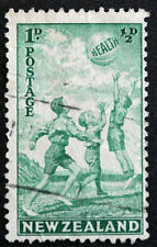 Stamp NEW ZEALAND / Stamp NEW ZELAND - Yvert and Tellier n°256 obl (Cyn22)