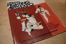 Autographs: Fumio Demura, Harry Ishisaka, S. Sanders, D. Williams 1974 Program