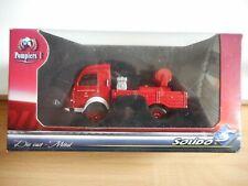 Solido Renault 4x4 1er Secours in Red in Box