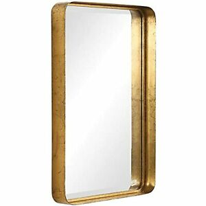 Uttermost Crofton Antique Gold Mirror