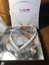 Oem Lg Tone Pro Hbs-760 White Wireless Headphones Bluetooth Headset Phone Neck