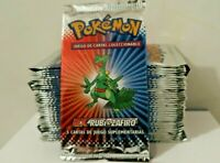 Pokemon Booster Pack VINTAGE SEALED x1 EX Ruby and Sapphire, Spanish