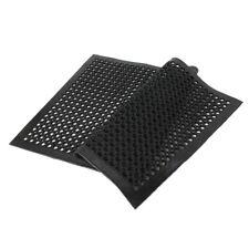 "Black Anti-Fatigue Floor Mat 36""*60"" Commercial Heavy Duty Restaurant Floor Mat"