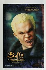 "Sideshow Buffy the Vampire Slayer Vampire Spike 12"" 1/6 Scale 2005"