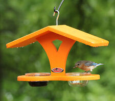 Kettle Moraine Double Recycled Cup Feeder Birdfeeder for Bluebirds Orioles