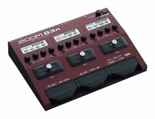 NEW ZOOM B3n Multi Effects Processor for Bassists bass pedal from JAPAN