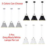 3X Kitchen Modern Ceiling Lights Home Pendant Light Bar Bedroom Pendant Lighting