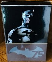 DC Comics BATMAN 75th Anniversary Commemorative Collection HUSH DARK KNIGHT OWLS