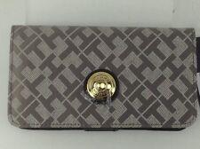 Women's TOMMY HILFIGER Gray PHONE CASE Wallet - $38 MSRP - 25% off