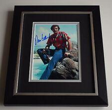 Tom Selleck SIGNED 10X8 FRAMED Photo Autograph Display Magnum Hawaii 5-0 TV COA
