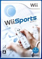 Wii Sports - Nintendo 5 separate Sports Game included from Japan F/S