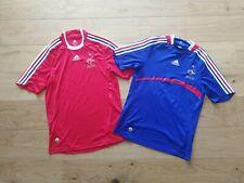 2x Adidas Frankreich Trikot Herren Gr. S FFF France Football