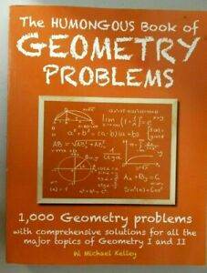 The Humongous Book of Geometry Problems (Paperback)