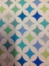 Fabric Freedom 60s Geometric By The Half Meter