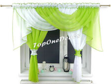 Amazing Voile Net Curtains Ready Made Living Dining Room Bedroom Modern Novelty