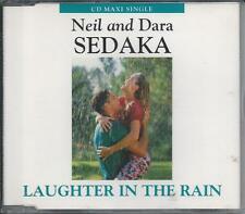 NEIL and DARA SEDAKA - Laughter in the rain CD SINGLE 3TR UK 1991 (POLYDOR)