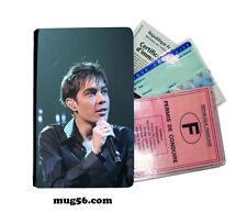 grégory lemarchal 01-001  étui pochette carte grise carte d'identité permis