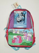 My Little Pony Stranger Things Applejack Upside Down Erica Backpack Sold Out HTF