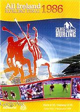 1986 GAA All-Ireland Hurling Final: Cork v Galway DVD
