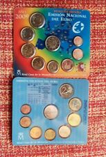 Euroset Spain 2009 (with  2€ Commemorative EMU)