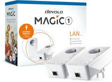 Devolo Magic 1 LAN Starter Kit 1-1-2 NEU & OVP