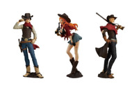 One Piece TREASURE CRUISE WORLD JOURNEY LUFFY NAMI ZORO 3 set figure JAPAN 2019