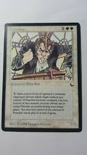 MTG Preacher The Dark  Never played Magic The Gathering