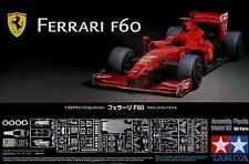 Tamiya 20059 1/20 Scale Model F1 Car Ferrari Formula F-1 '09 F60 Massa/Raikkonen