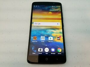 ZTE N9560 Max XL 16GB 13MP Boost Mobile - Black Excellent Condition