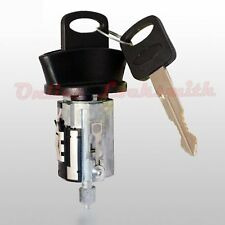 Ford F150 F250 F350 1996 2001 8 Cuts Coded Ignition Switch Cylinder W Two Keys Fits F 150