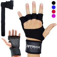 Fitness Handschuhe offene Trainingshandschuhe Fitnesshandschuhe für Herren Damen