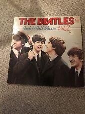 The Beatles 'Rock 'n' Roll Music Vol 2' Vinyl Lp On Mfp Label - A1 /B1 Vg