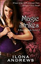 Magic Strikes by Ilona Andrews New Book