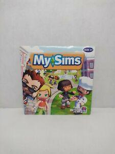 My Sims - Taco Bell Edition (PC CD-ROM, 2010) RARE!! HTF