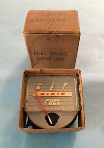 NOS OEM 1942 Lincoln Fuel Gage Dash Lever Indicator - 26H-9280 Extra Nice!! NIB