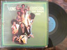 KING ERRISSON LP- THE MAGIC MAN- SOUL FUNK- CUT- WESTBOUND W-224/-VG++